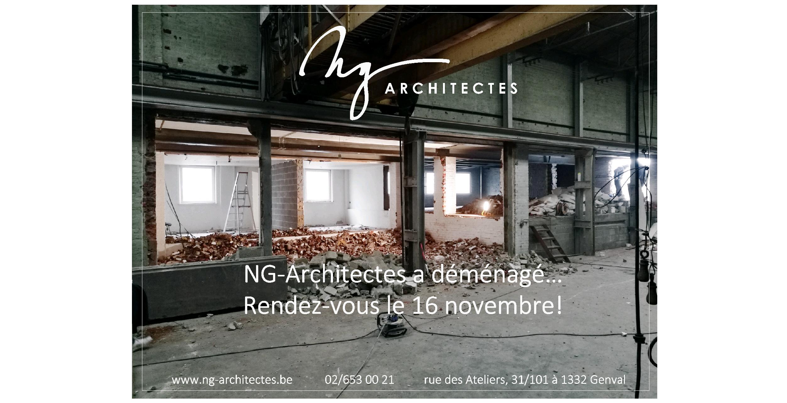 Inauguration u2013 ng architectes